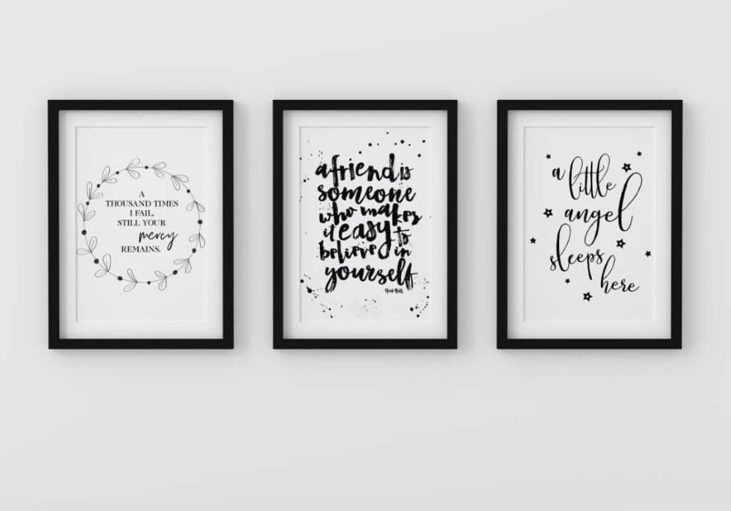 black-and-white-wall-decor-1-Printable-Wall-Art