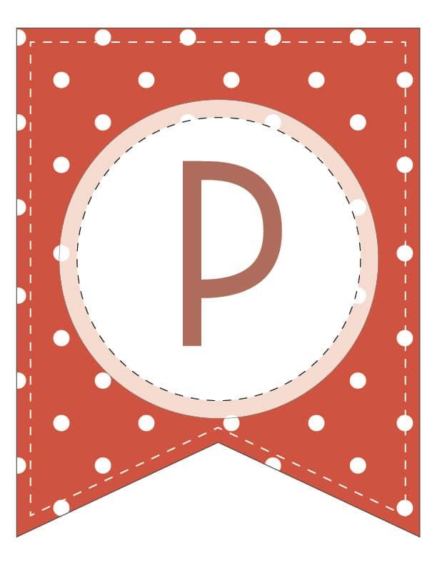 Happy Birthday Free Printable Colorful Polka Dot Happy Birthday Banner Letters. Custom birthday party banner template. Happy birthday banner printable
