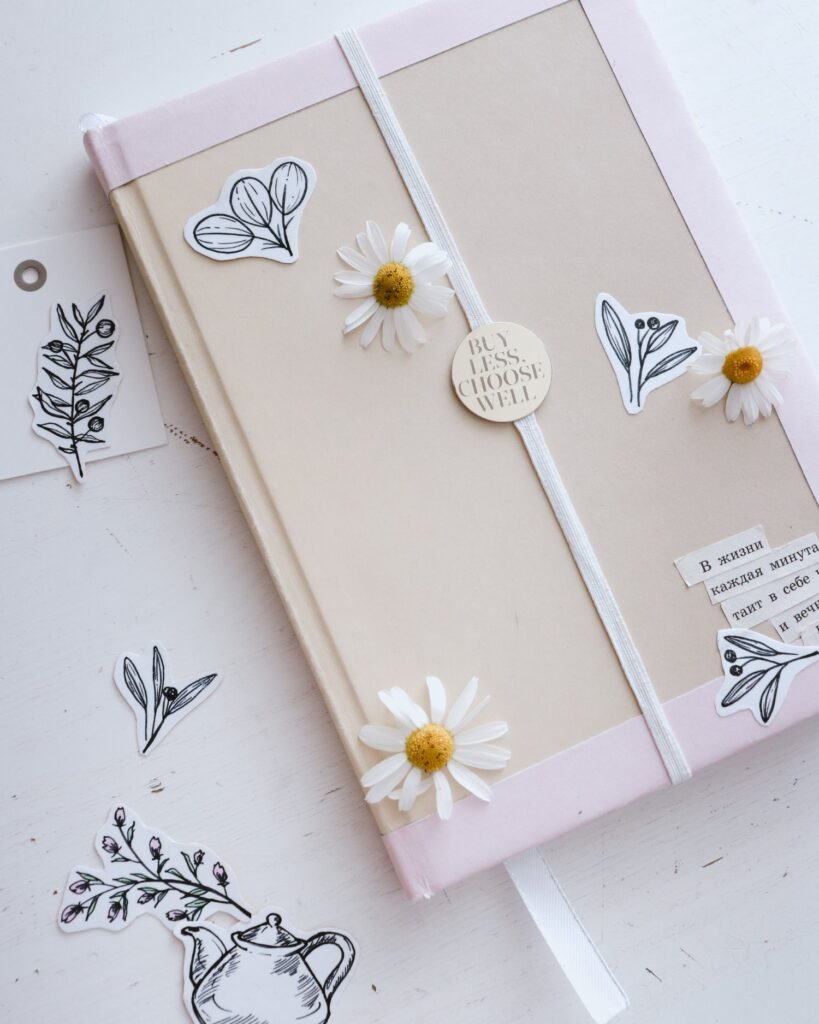 Journal for bullet journaling