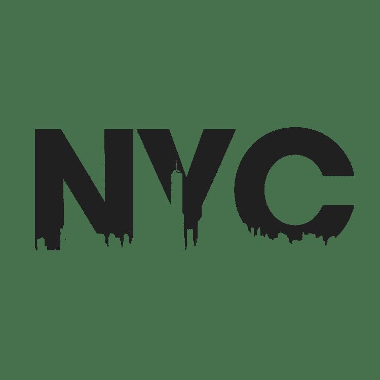 NYC Skyline - Free SVG