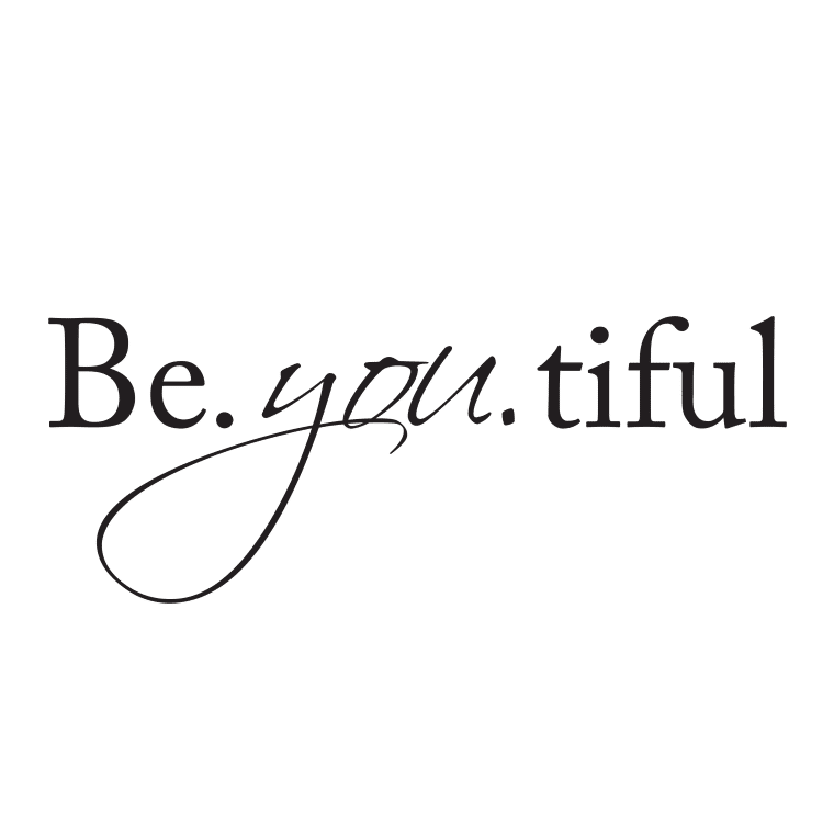 be you tiful - Free SVG