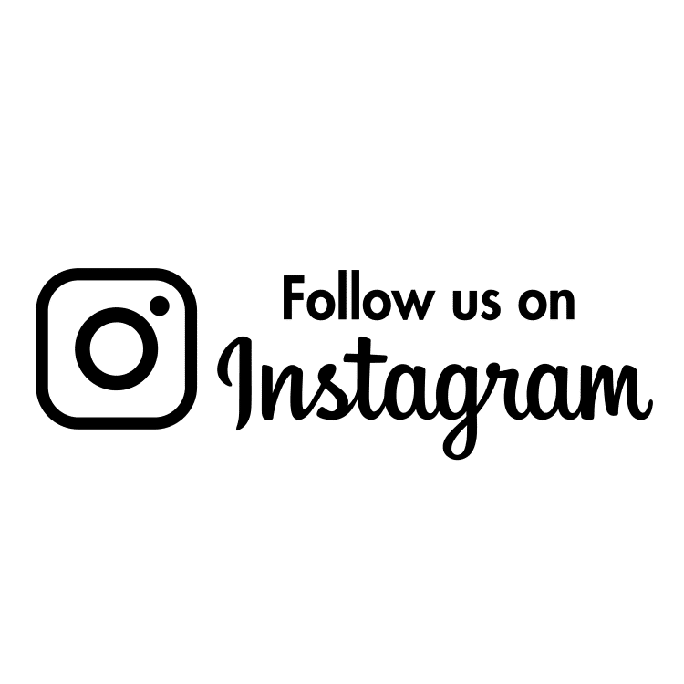 follow us on instagram sign - Free SVG