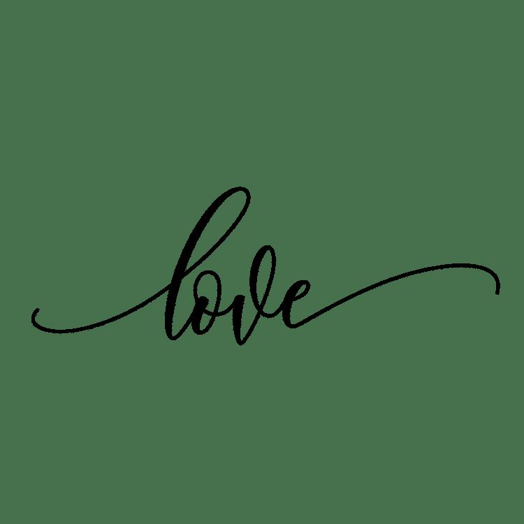 love - Free SVG