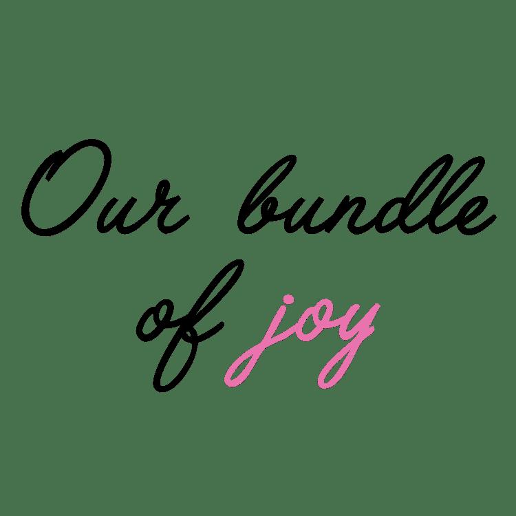 Download Our Bundle Of Joy Pink Free SVG Files | SVG, PNG, DXF, EPS