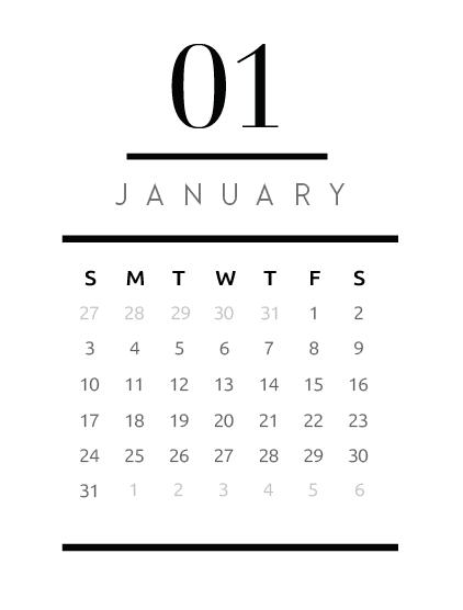 Calendar Planner Page Insert-01