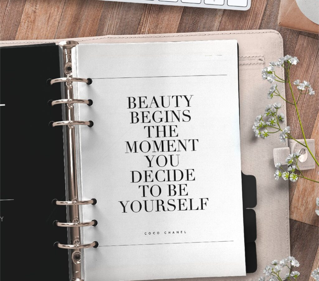 Inspirational Quote Planner Insert Free Printable 1-01