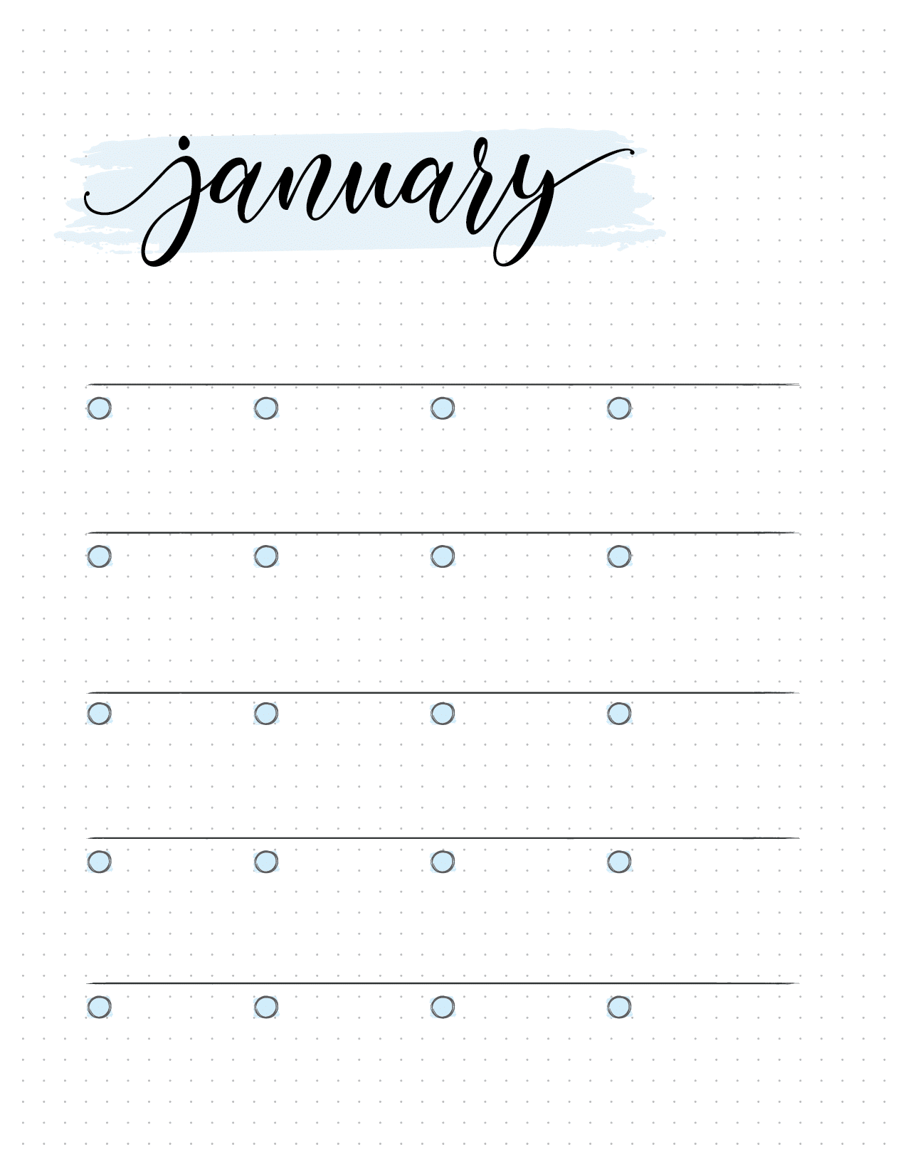 Monthly Planner On Two Pages-02