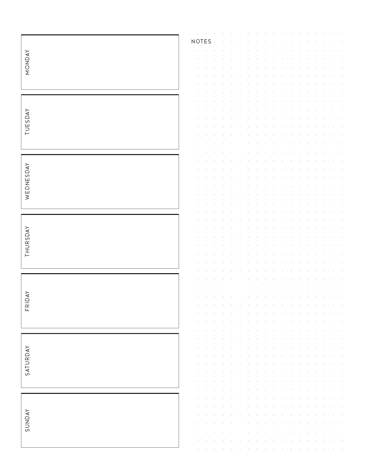 Weekly Planner Page Templates-04