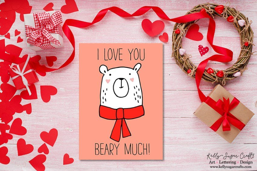 Free Valentine's Day Printable Cards