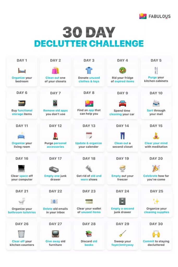the-30-day-declutter-challenge