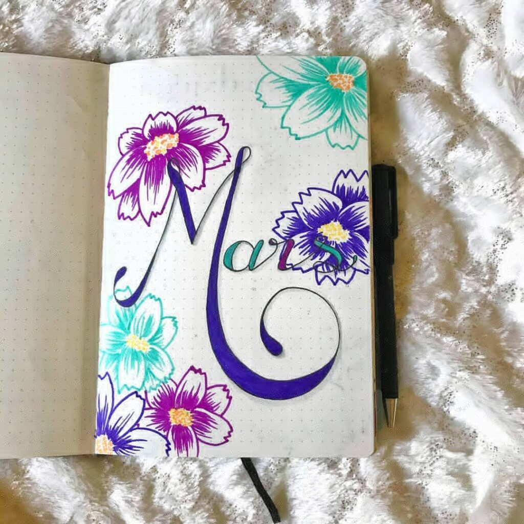 examples of march monthly cover