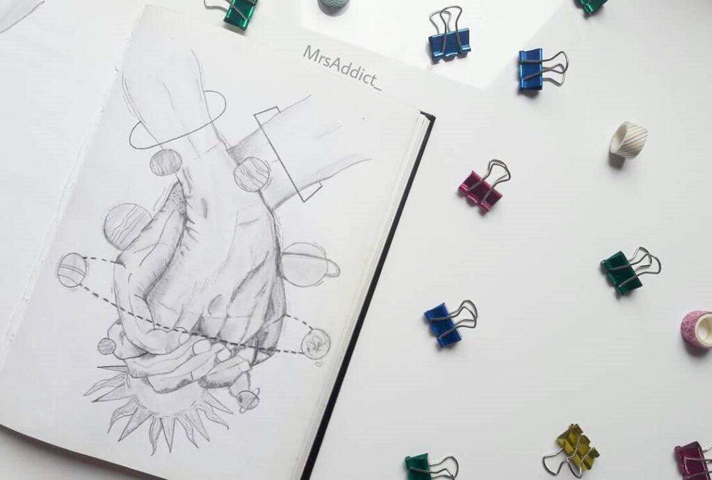 Illustration Bullet Journal Inspiration