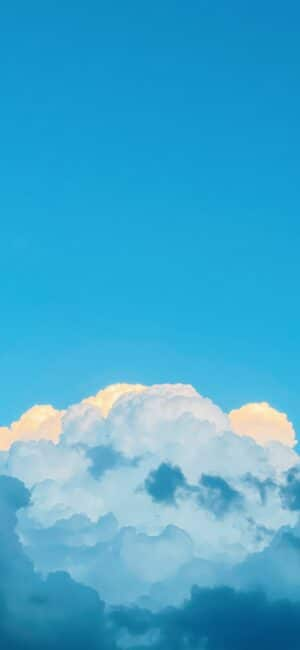 Cloudy Sky Wallpaper For Phone