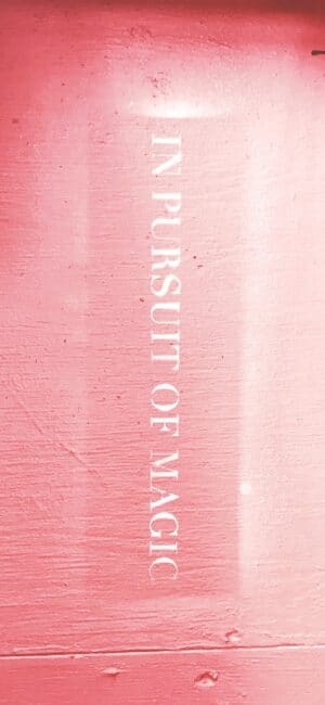 Pink Quote Phone Background