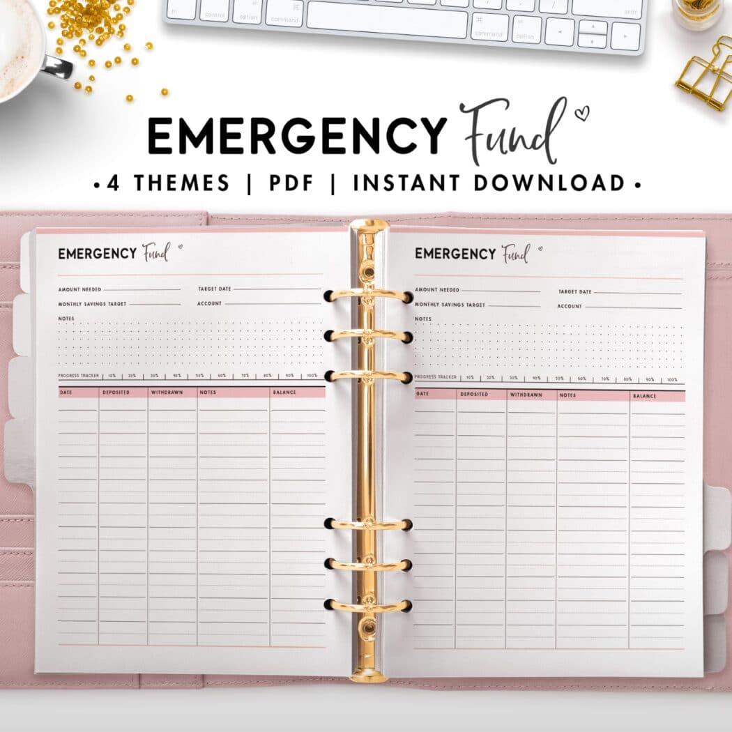 emergency fund - soft