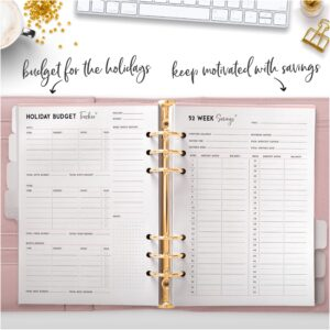budget for the holidays keep motivated with savings