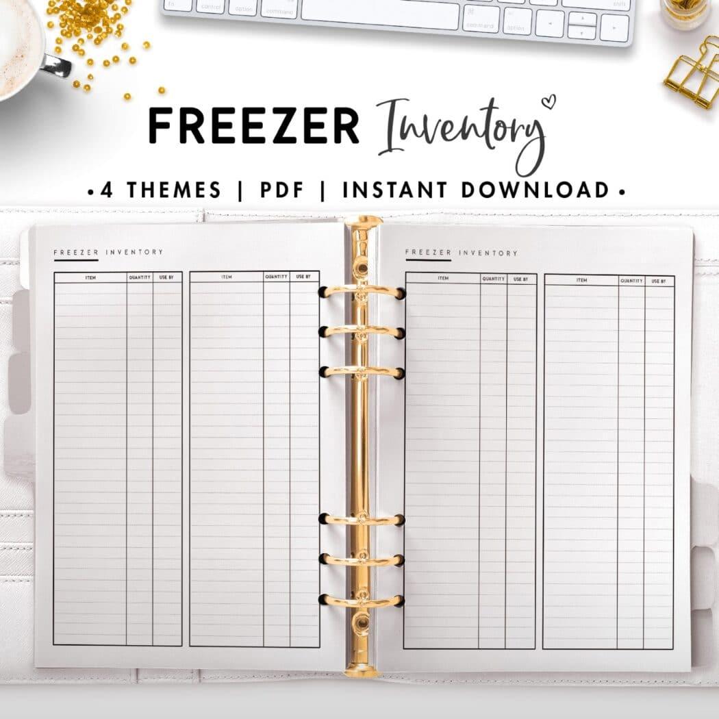 freezer inventory - classic