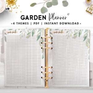 garden planner - botanical