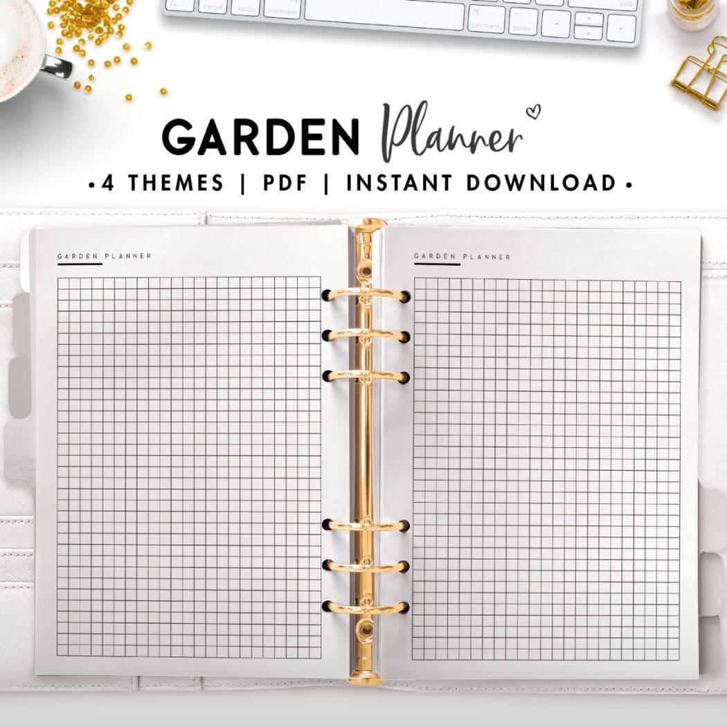 garden planner - classic