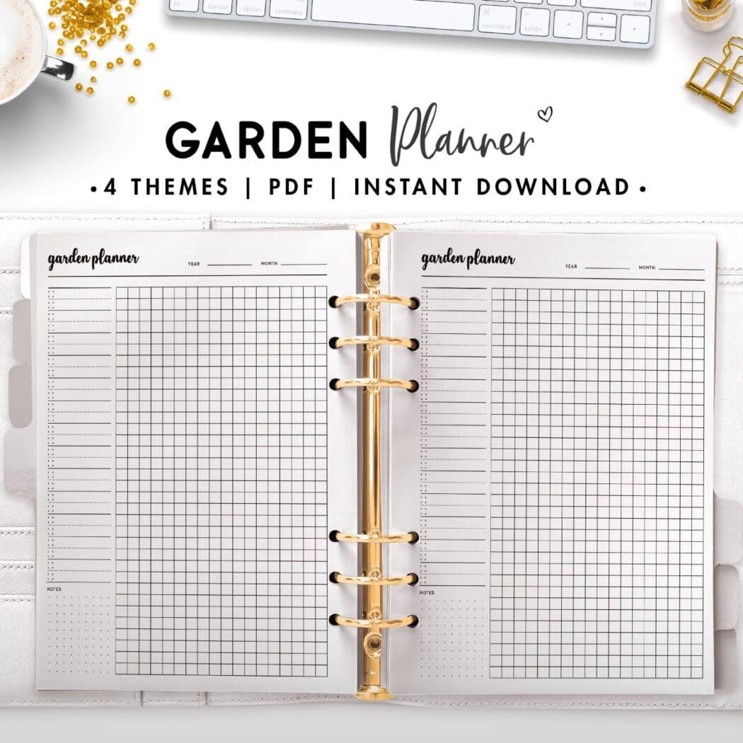 garden planner - cursive 2