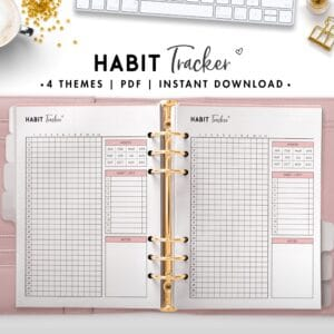 habit tracker - soft