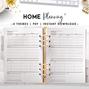 home planning - classic