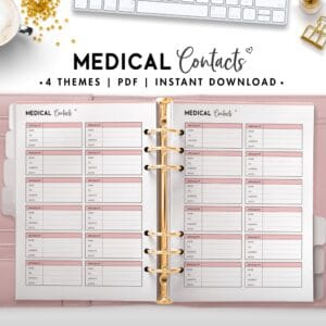 medical contacts - soft