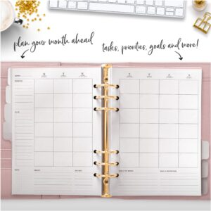 plan your week in detail tasks, priorities and more