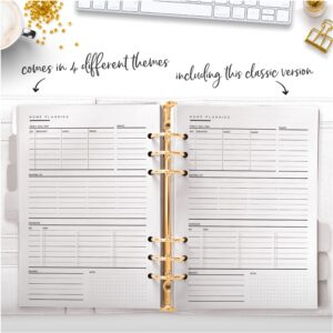 classic home planner