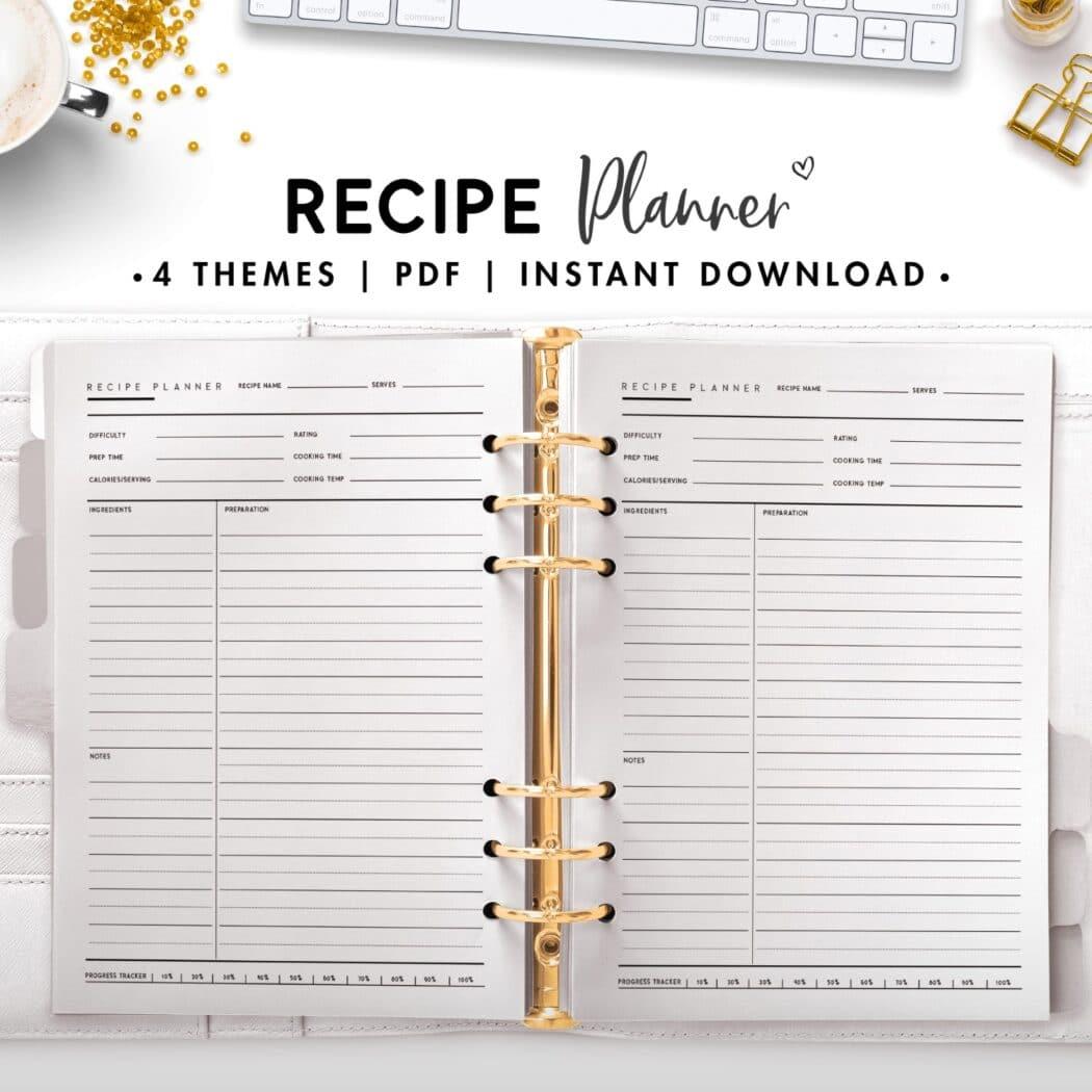 recipe planner - classic-2