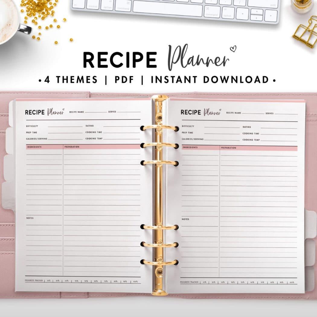recipe planner - soft-2