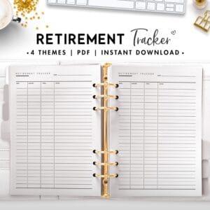 retirement tracker - classic