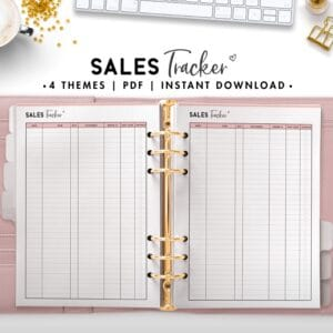sales tracker - soft