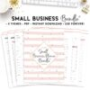 small business planner bundle