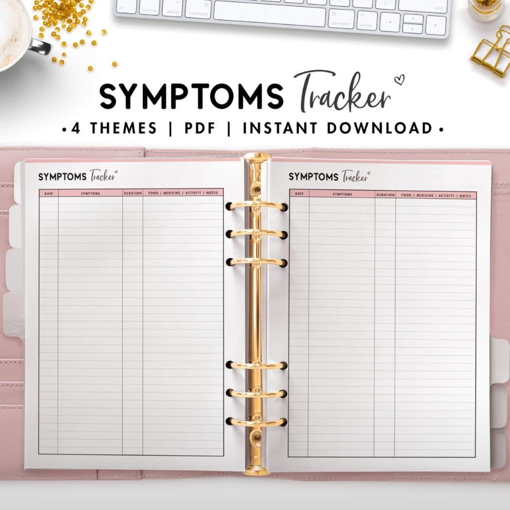 symptoms tracker - soft