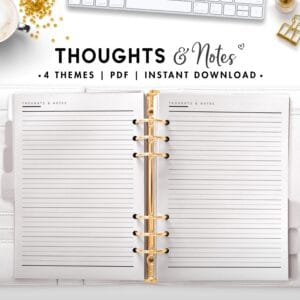 thoughts and notes - classic
