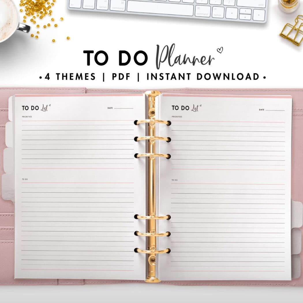 to do planner - soft