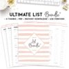 ultimate list bundle