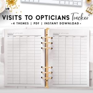 visits to opticians - classic