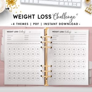 weight loss challenge - soft