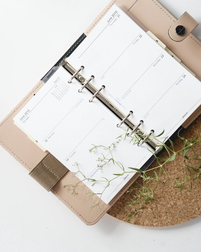 How To Bind A Planner