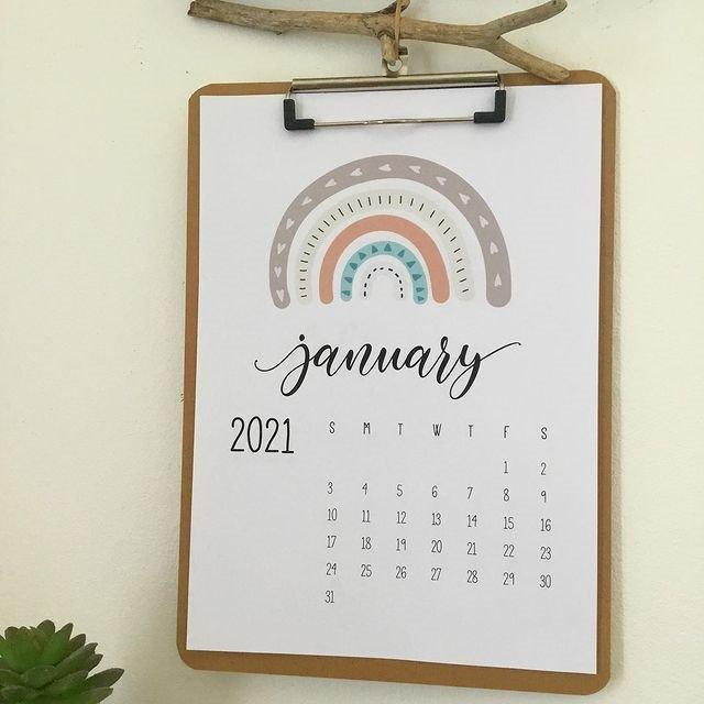 How to display a calendar