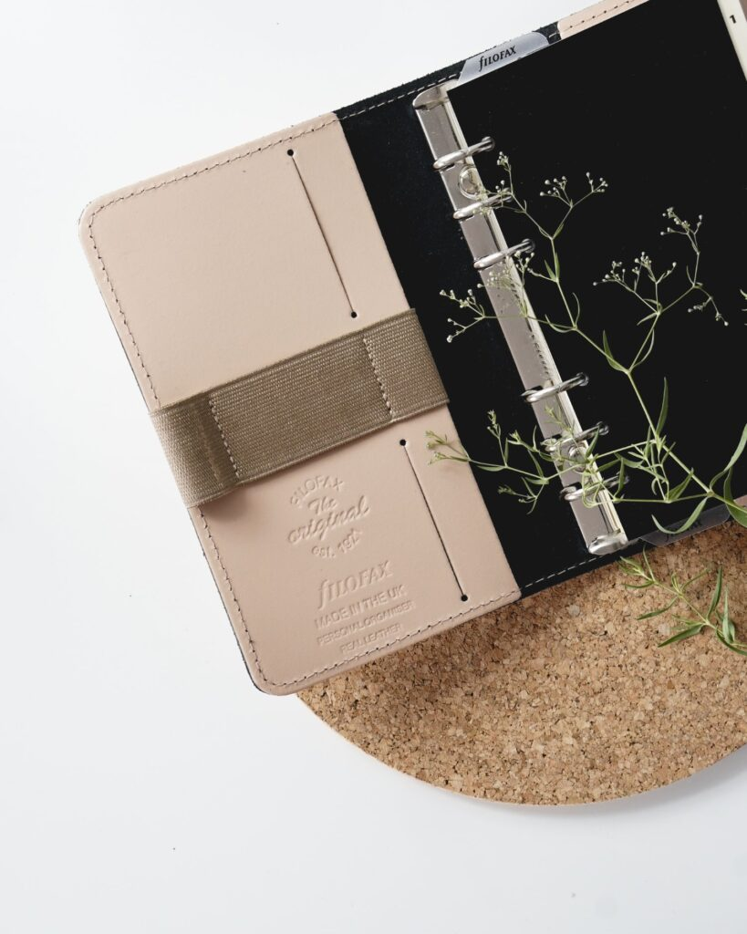 Planner Folio / Planner Cover