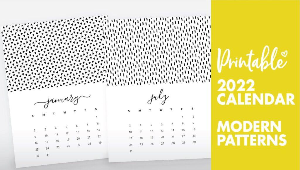free calendar 2022