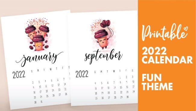 funny calendar 2022