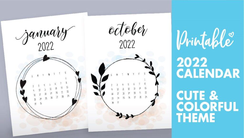 love calendar 2022