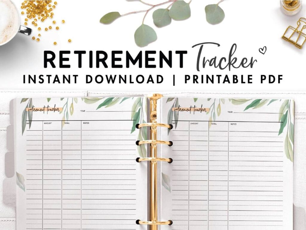 retirement tracker