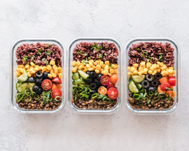 What do you mean by meal planning