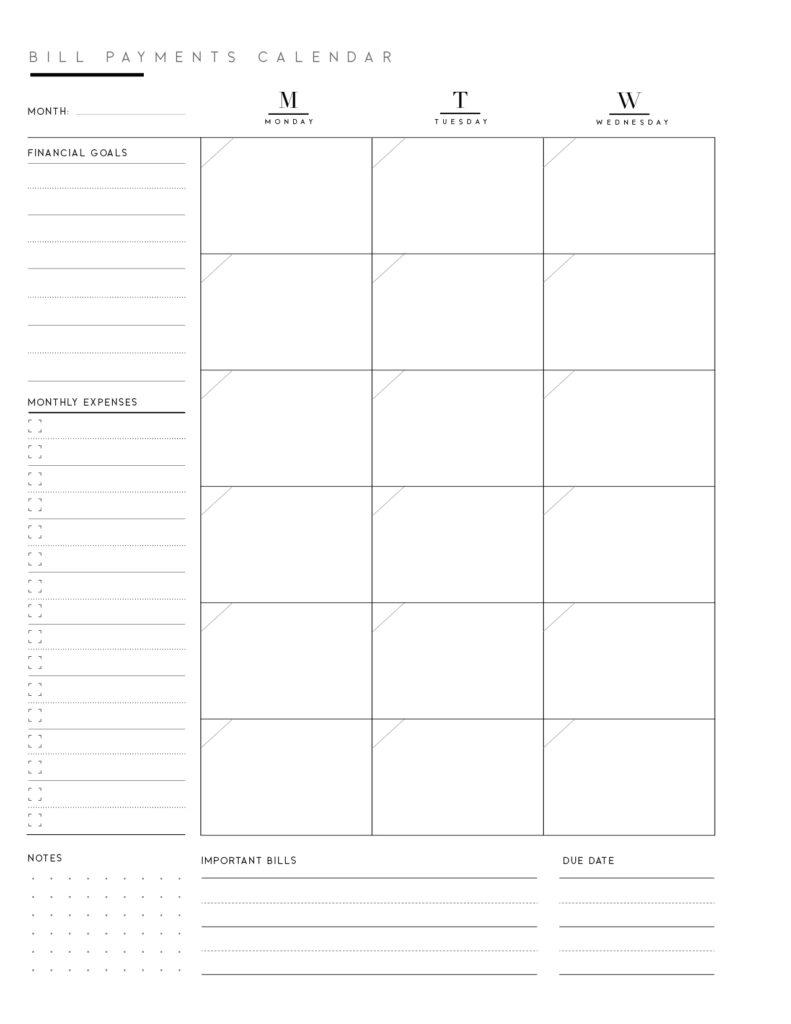 Monthly-Bills-Organizer-Template-1