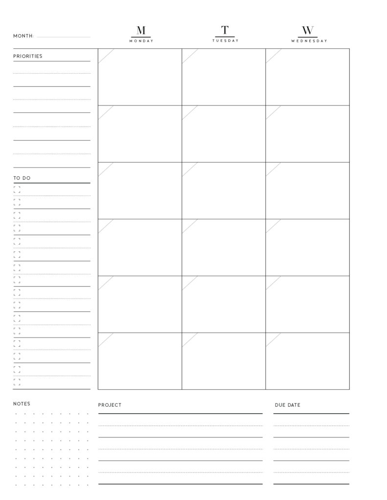 Monthly-Planner-Printable-Template-1